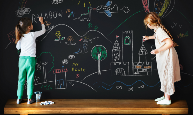 Give your child intellectual property: creativity