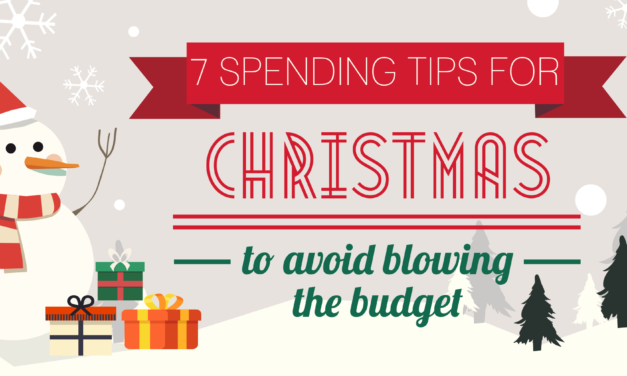 7 tips to keep your budget under control this Xmas